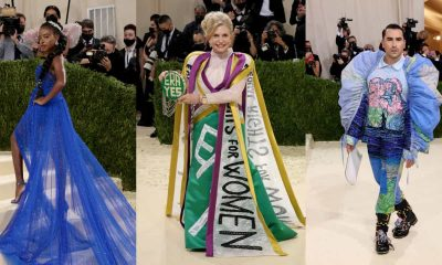 Met Gala 2021. The first looks of the most eccentric fashion event
