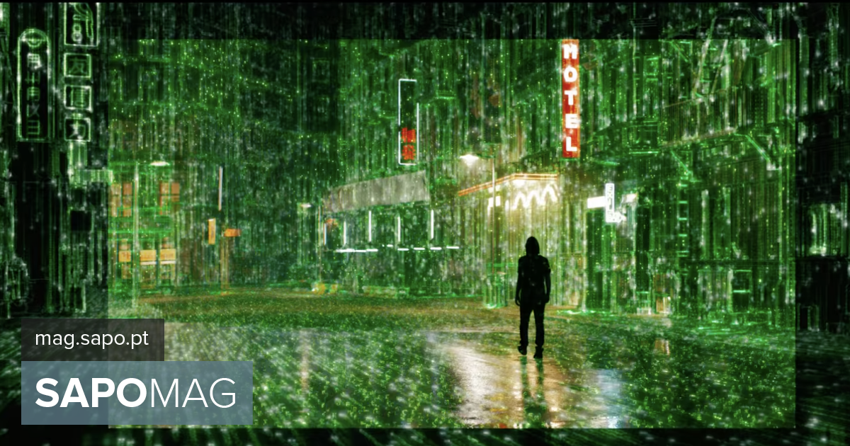 Neo and Trinity are back, 18 years later: see The Matrix Resurrection First Trailer - Live Events
