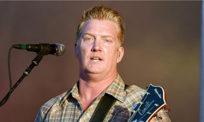 Queen of the Stone Age vocalist's sons file an injunction against their father