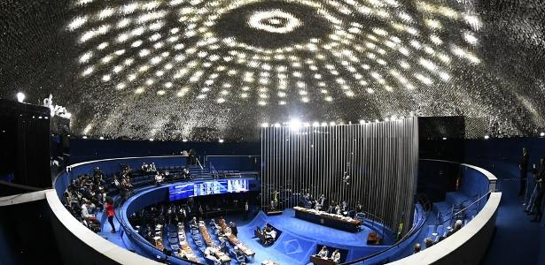 Senate released the candidacy of politicians fined under the bills