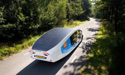 Stella Vita, a new solar-powered mobile home