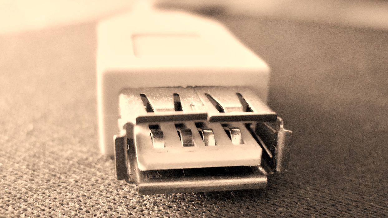 USB spy cable sends whatever you enter to attackers