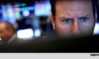 Wall Street Scared Again - Stock Exchange