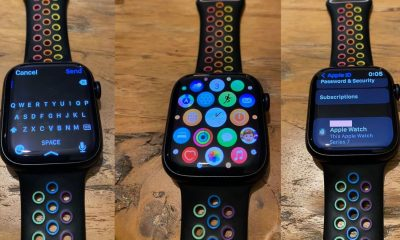 Apple Watch Series 7 should be ready to go on sale now