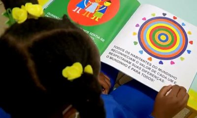 School in the Interior SP Implements Portuguese and Creole Textbook for the Integration of Haitian Students |  Sorokaba and Jundiai