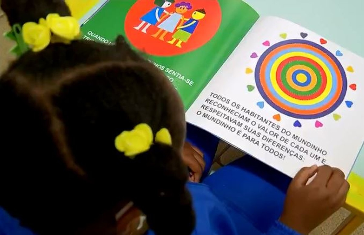 School in the Interior SP Implements Portuguese and Creole Textbook for the Integration of Haitian Students    Sorokaba and Jundiai