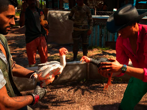 Far Cry 6: PETA Asks To Remove Cockfight Minigame From Game