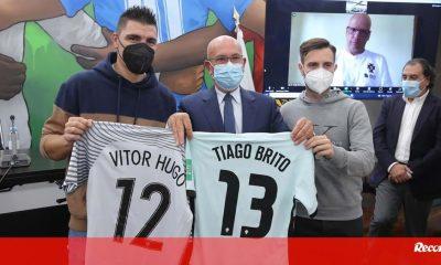 "Thiago Brito: ""Portuguese futsal is at a high level today"" - Futsal"