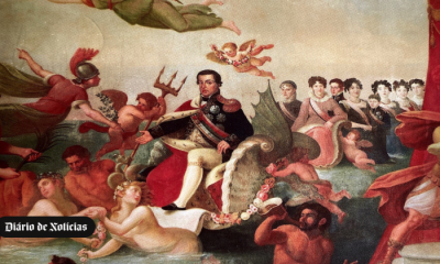 """""""The vision of D. João VI as a terrible man who abandoned the Portuguese people was the propaganda of Napoleon."""""""