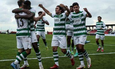 A BOLA - Sporting vence Besiktas (Youth League)
