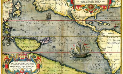 """Afro-Portuguese sailor who """"discovered"""" the Pacific Ocean and is erased from history"""