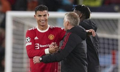 A BOLA - British report tensions between Ronaldo and Solskjaer (Manchester United)