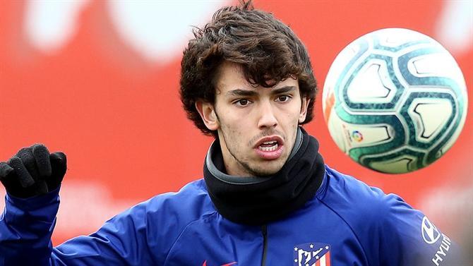 A BOLA - Joao Felix justifies Simeone's bid (Atlético Madrid)