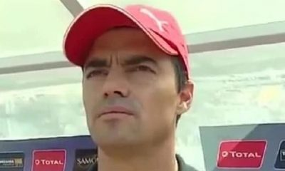 A BOLA - Portuguese Pedro Gonçalves in the Angola (Angola) national team