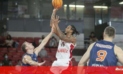 Benfica beat Russians in Parma - basketball