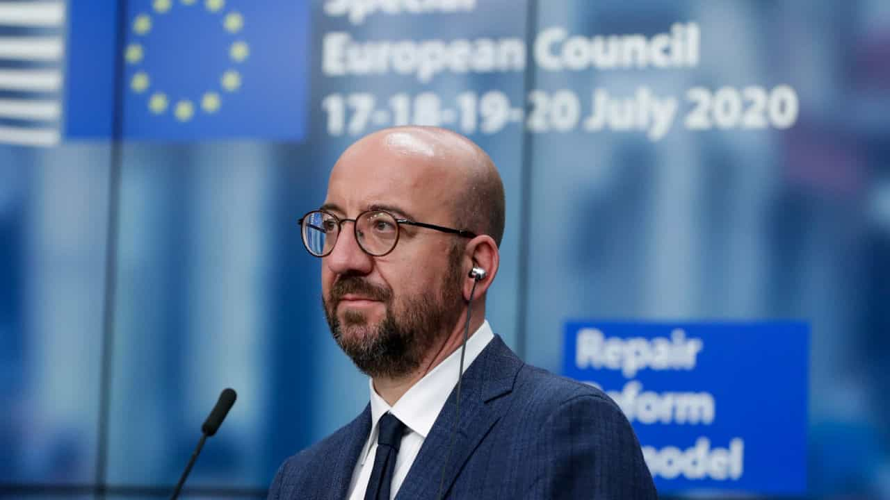 """Charles Michel advocates """"political dialogue"""" after debate on Poland"""