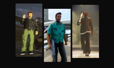 Grand Theft Auto - The Definitive Edition Finally Gets Its First Images