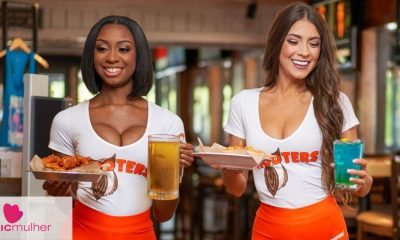 """Hooters restaurant chain accused of turning employees' uniforms into """"underwear"""""""