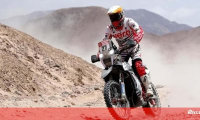 Joaquim Rodrigues became the best Portuguese in Rally Morocco - all-terrain vehicle