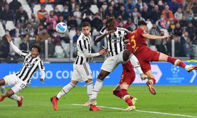 Juventus beat Roma against coaches Jose Mourinho and Rui Patricio