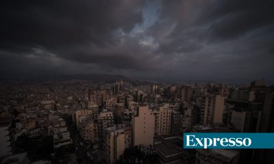 Lebanon.  The life of a Portuguese and his Lebanese wife in a land that no longer has electricity (and is in chaos)