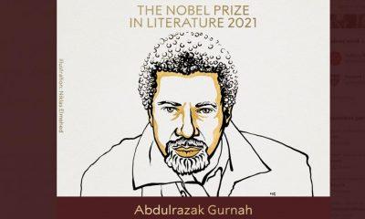 Nobel Prize in Literature for Abdulrazak Gurna