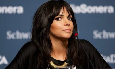 Raquel Rosario, former 'ex' Fernando Alonso, rescued her son from a cougar attack
