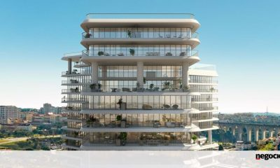The Portuguese have already bought over 70 luxury apartments in Lisbon Infinity - Imobiliário