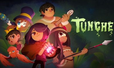 Tunch |  Beat 'em up Coming in November for PC, PlayStation, Xbox and Nintendo Switch