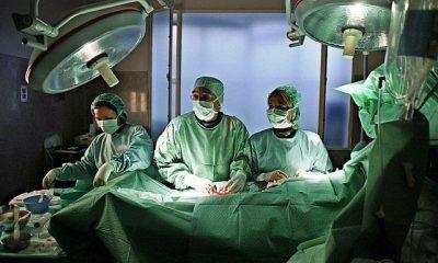 Ventilated Portuguese medical helmet for high-risk operations