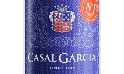 Wines from Portugal: White and Sparkling Casal Garcia - Best Selling Portuguese Wines in Brazil |  Companies